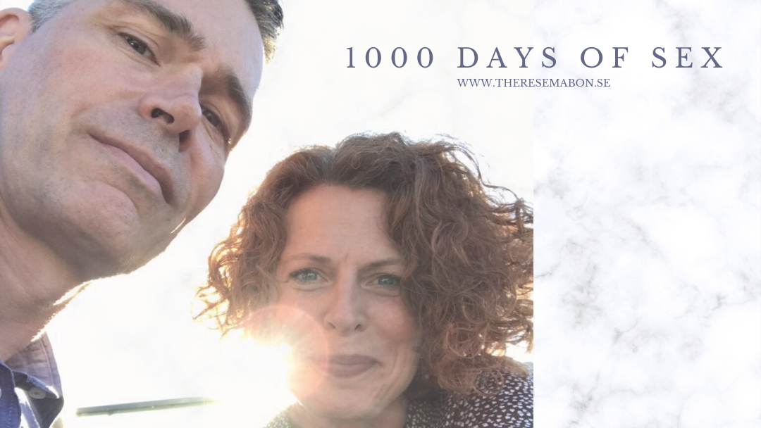 1000 dagar av sex…