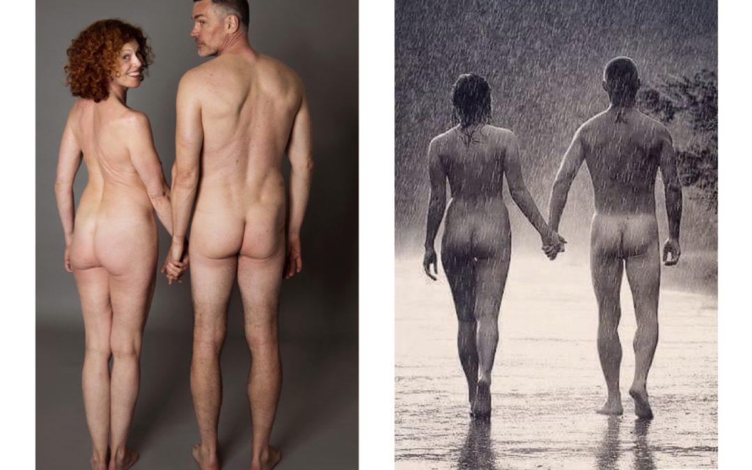 Det där med nakenheten…och att hylla sin partners kropp